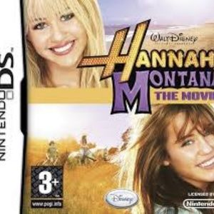 Other - HANNAH MONTANA the movie ds